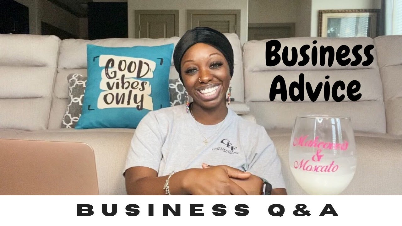 Business Q&A | Life of an ENTREPRENEUR