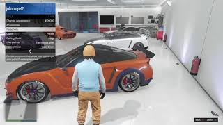 Modded outfits gta v using purple + orange joggers after patch [1.40]