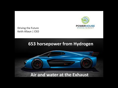 Redleaf EV conference: 3. Powerhouse Energy Group - The role of fuel cells