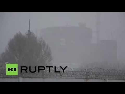 Ukraine: Radiation leak at Zaporozhye nuclear plant - reports