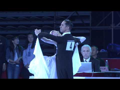 2013 GrandSlam Final Standard | TV Highlight | World Dance SportFederation