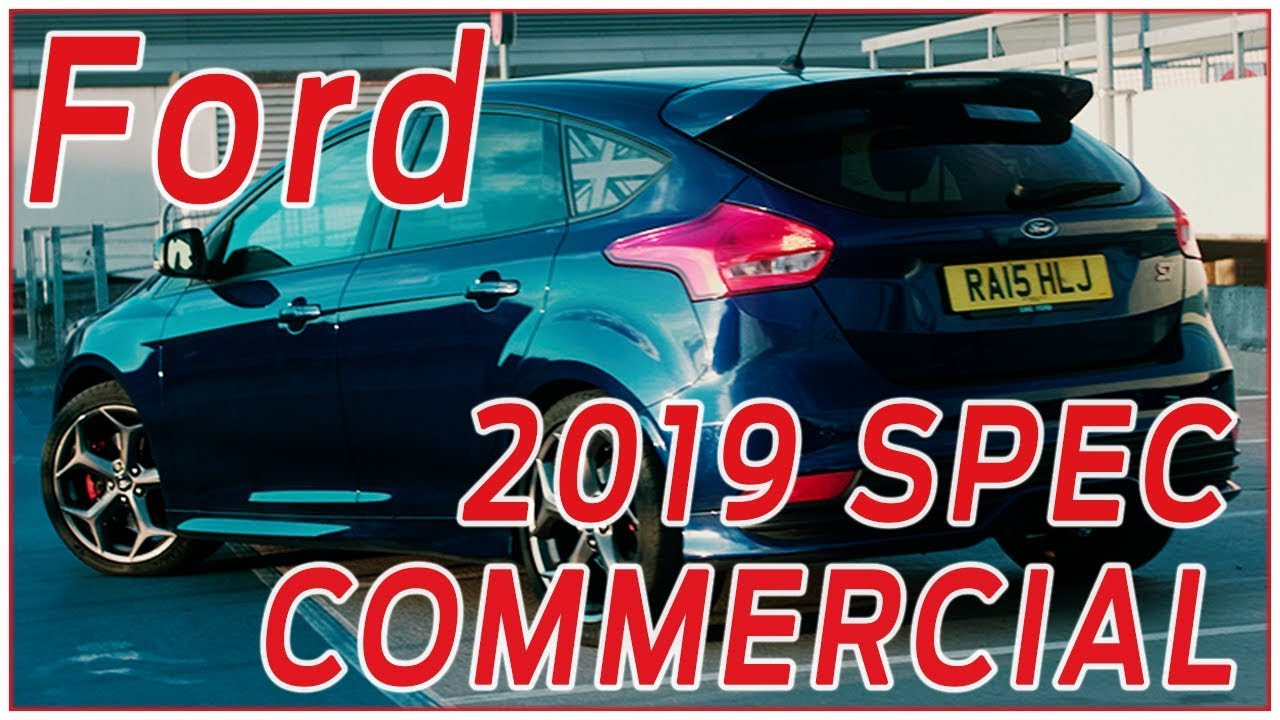 Ford Focus ST | Spec Commercial | 2019 [GH5]