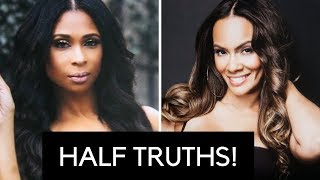Basketball Wives Evelyn and Jennifer ex