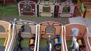 Rondleiding manege ~ Playmobil Wereld