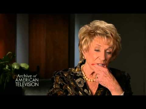 Jeanne Cooper on working with son Corbin Bernsen on