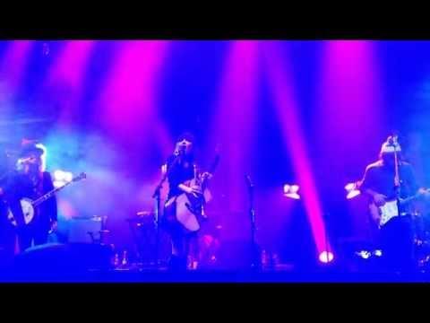 Angus & Julia Stone live @ Le Silo (Marseille) - Private Lawns