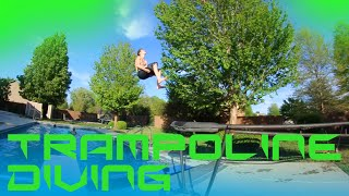 Day And Night - Trampoline Tricks 2016
