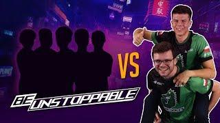 Niemożliwe WYZWANIE w RAINBOW SIX SIEGE! - BeUnstoppable