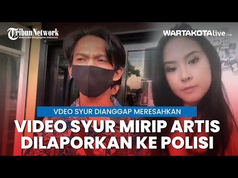 Dianggap Meresahkan, Video Syur Mirip Artis Gabriella Larasati Dilaporkan ke Polisi