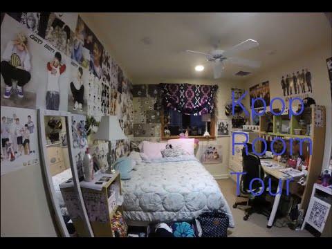 Kpop Room Tour - YouTube