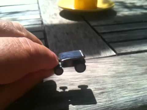 sloomste auto ter wereld