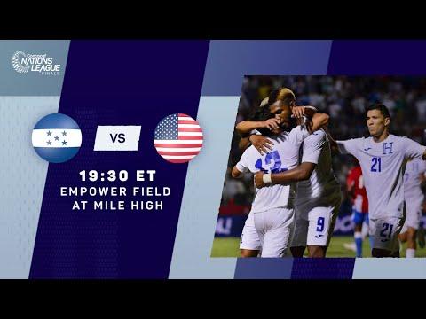 2021 CNL Finals | Honduras vs United States
