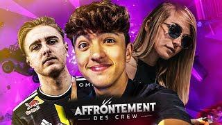 L'AFFRONTEMENT DES CREWS ! 15 000 $ CASH PRIZE SUR FORTNITE ! (Feat. Deujna, Teeqzy, Doigby,...)