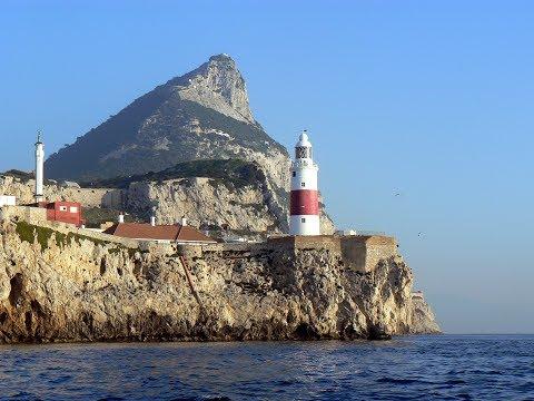 (Drone) Gibraltar: Europa Point