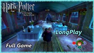 Harry Potter and the Prisoner of Azkaban - Longplay Full Game Walkthrough (No Commentary)