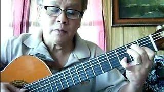 Riêng Một Góc Trời (Ngô Thụy Miên) - Guitar Cover