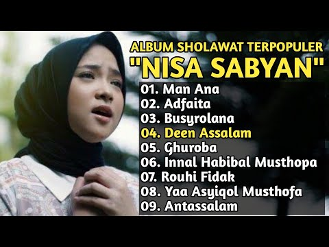 Album Nisya Sabyan Terbaru Dan Terpopuler, Sholawat Merdu Dan Syahdu