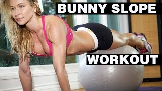 Bunny Slope Workout #13 - Beginners