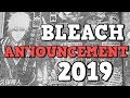 Tite Kubo BLEACH Announcement 2019