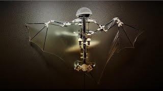 Робот з КалТех літає, наче справжній кажан