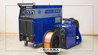 Aurora PRO ULTIMATE 500 - мощь без компромиссов(Промышленный трёхфазный сварочный инвертор AURORA PRO ULTIMATE 500 предназначен для полуавтоматической сварки стал..., 2016-11-24T15:29:01.000Z)