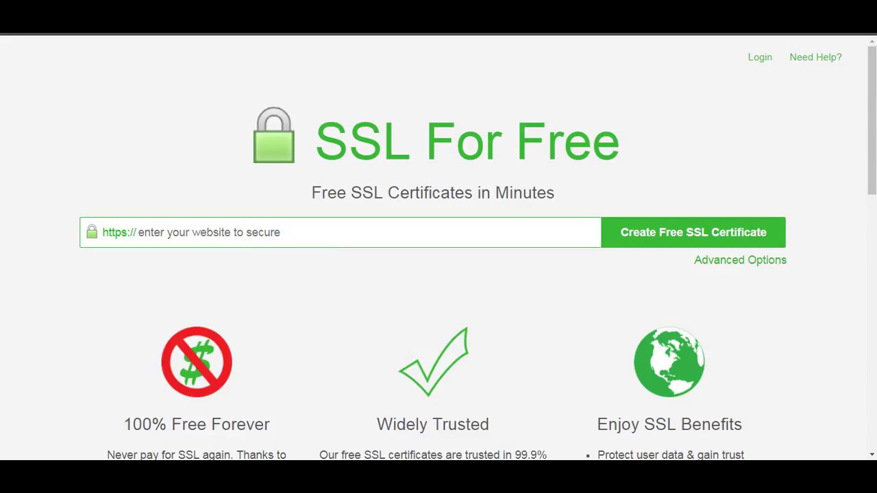 How To Install Free Ssl Certificate On Cpanel Shared Hosting Youtube