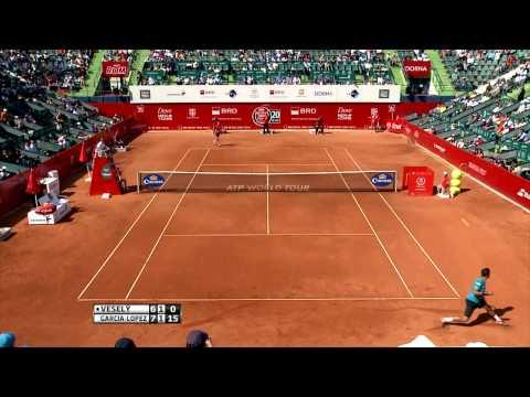 Bucharest 2015 Final Highlights Garcia Lopez Vesely