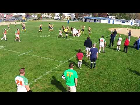 Northeast Philadelphia Irish Men's Rugby vs Media Rugby 11-4-17