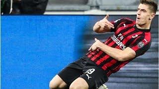 Gattuso tells Piatek   hope you take the record off Ronaldo