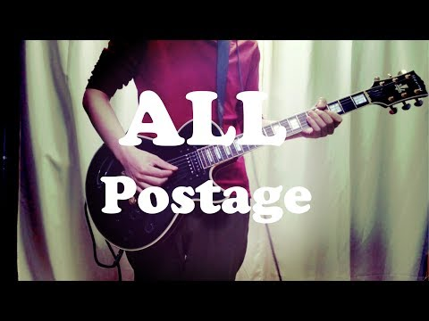ALL - Postage (Guitar Cover) with TAB