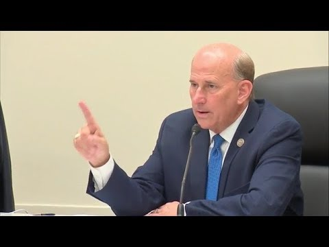 Louie Gohmert asks about the Awan Bros - #AWANGATE