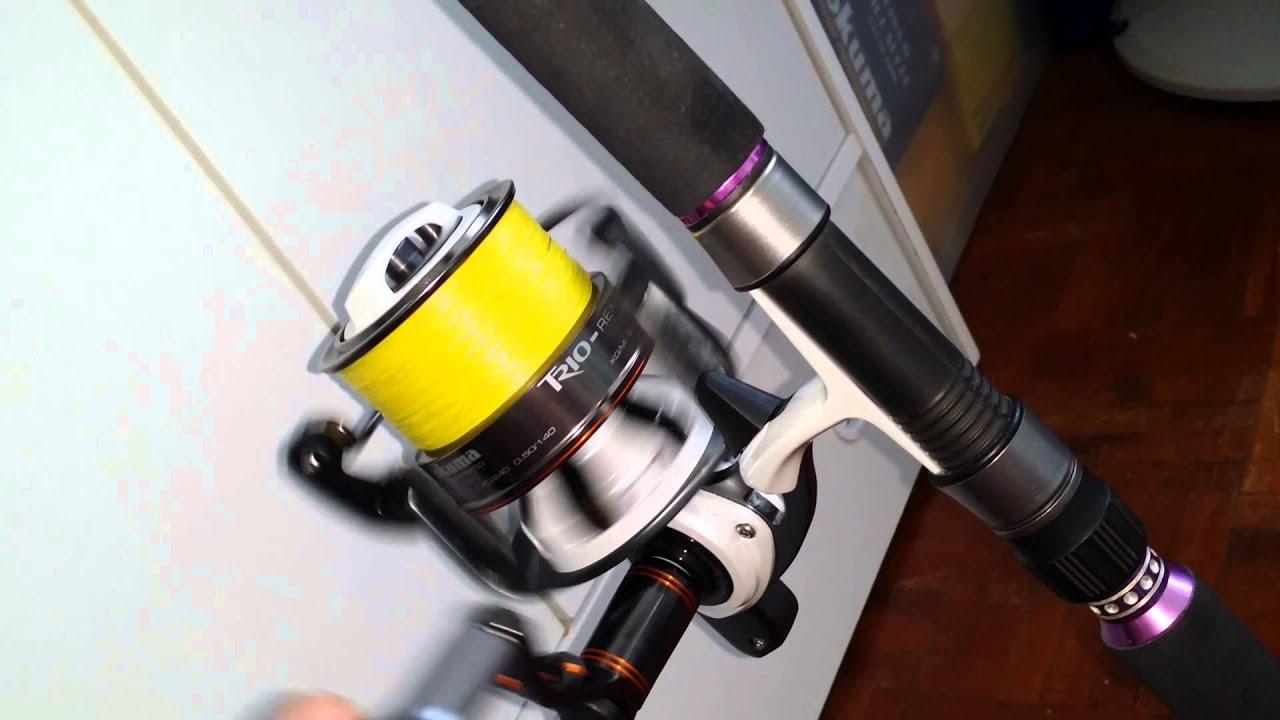 Okuma Trio Rex Salt TXS-60 FD