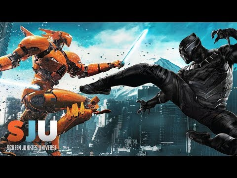 Will Pacific Rim Declaw Black Panther This Weekend? - SJU
