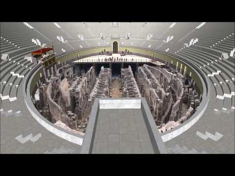 Ancient Rome reconstructed