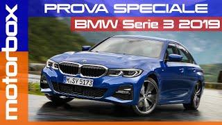 BMW Serie 3 2019 | La regina delle berline è tornata. Prova in pista e strada.