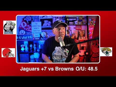 Jacksonville Jaguars vs Cleveland Browns 11/29/20 NFL Pick and Prediction Sunday Week 12 NFL