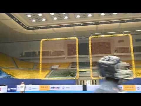Capital Indoor Stadium; Beijing, CN - Arena football (AFL China)