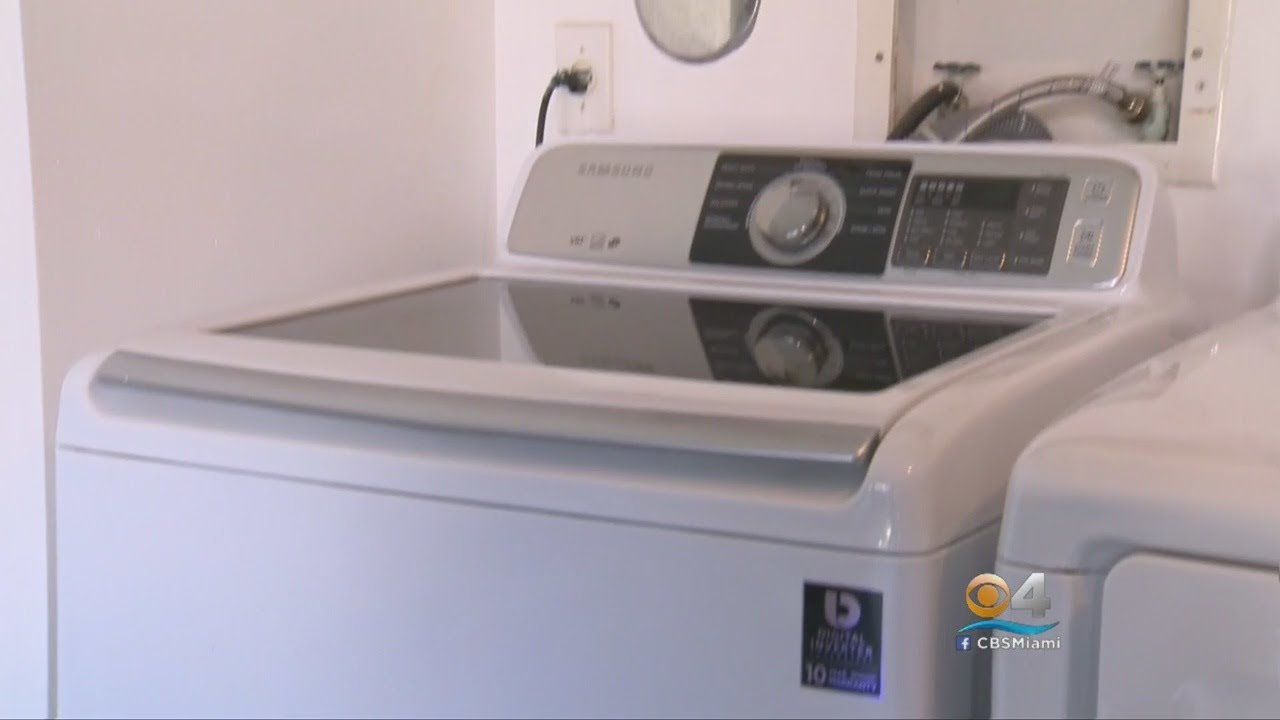 Samsung Washing Machines Still Causing Problems After Recall Repairs