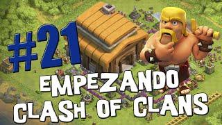 Farming con Gigantes y Duendes II - Empezando Clash of Clans con Android #21 [Español]