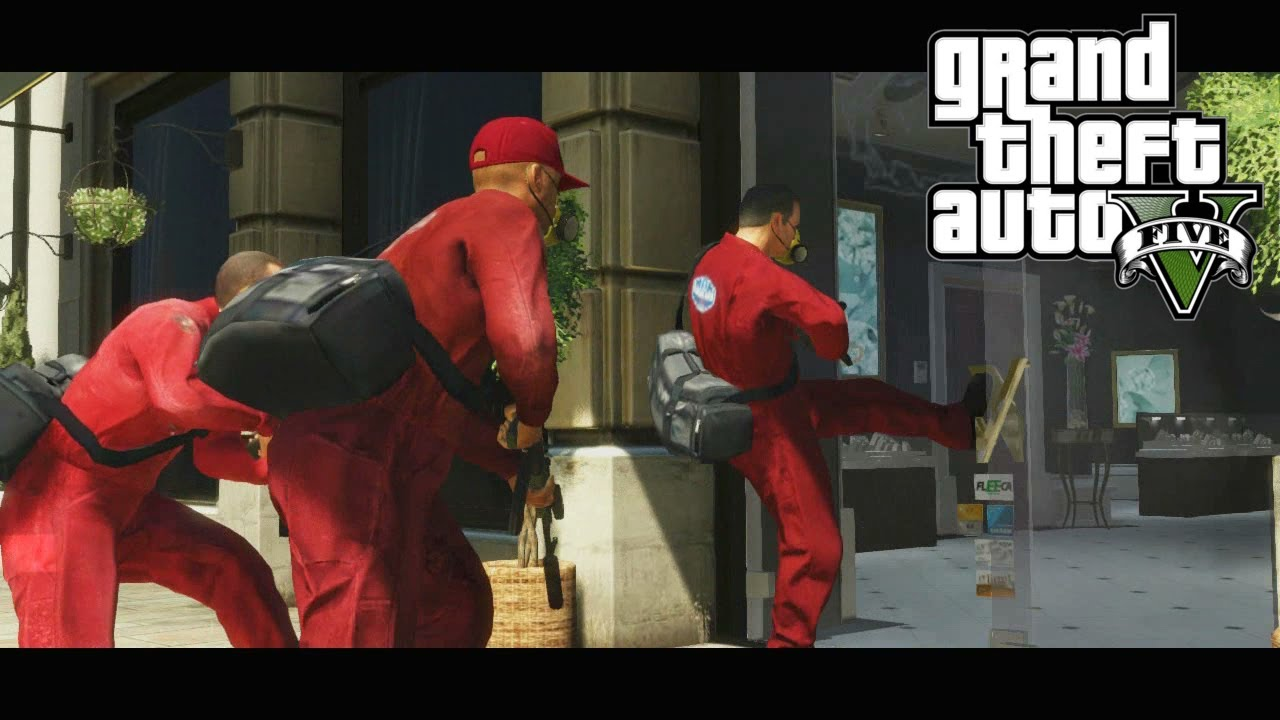 GTA: Online LFH — The Best Place to Find a Heists Crew