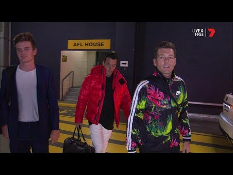 AFLX: Stars deliver in the fashion department