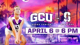 GCU Men's Volleyball vs. Stanford April 6, 2019