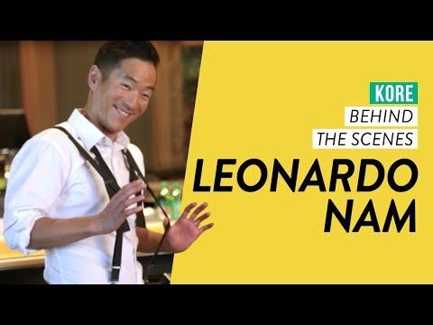 Leonardo Nam:  For Kore 2018 Annual Issue