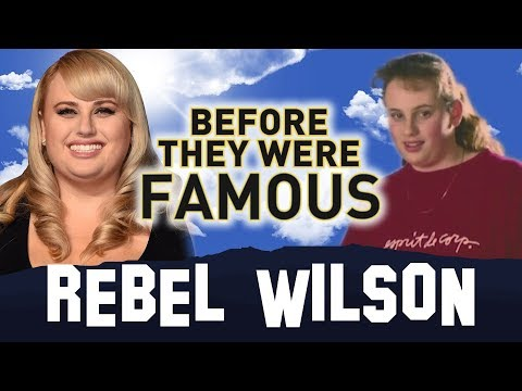 REBEL WILSON  Before They Were Famous  BIOGRAPHY