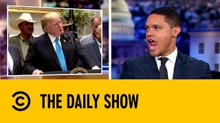 Is Trump the True King of Political Theatre? | The Daily Show with Trevor Noah
