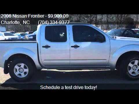 2006 nissan frontier se 4dr crew cab w manual sb for sale in youtube rh youtube com manual nissan frontier 2006 manual de mantenimiento nissan frontier 2006