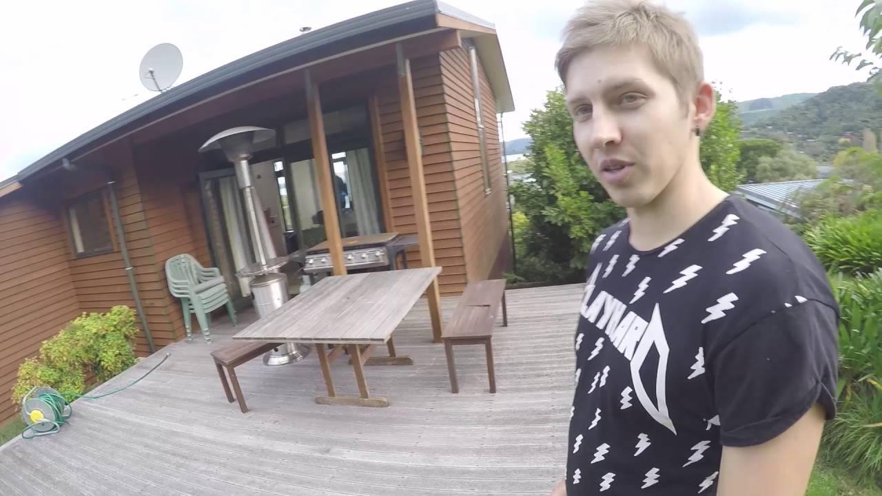 Дом для отдыха в Новой Зеландии