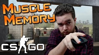 Muscle Memory in Counter-Strike