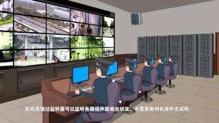 ITC 全数字化IP网络广播系统 智能控制中心 T-6600
