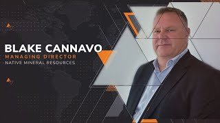 Investor Stream chats with: Native Mineral Resources Managing Director Blake Cannavo (October 7)